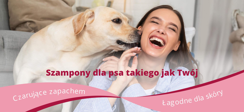 Sens-i-lavi Sensilavi profesjonalne szampony dla psów